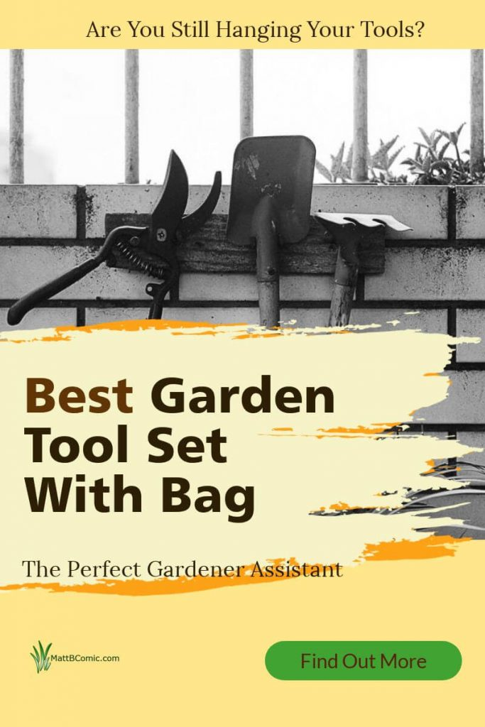 Best Garden Tool Set With Bag Post Graphic